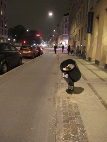 Kopenhagen meint es ernst mit der Radverkehrs-Förderung (Foto: urbanophil)
