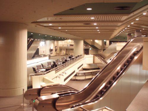 ICC Foyer, Foto von Anna Gala