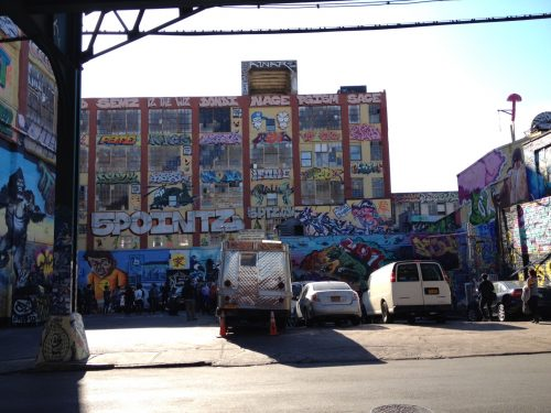 5Pointz, Queens/ NYC