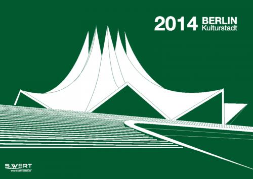 s.wert design-Kalender 2014