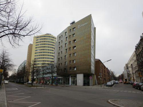 Wohnbau, Stresemannstrasse 105-109