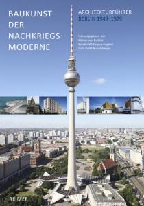 Deckblatt Architekturführer Baukunst der Nachkriegsmoderne