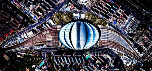 Beijing South - © Federico Winer
