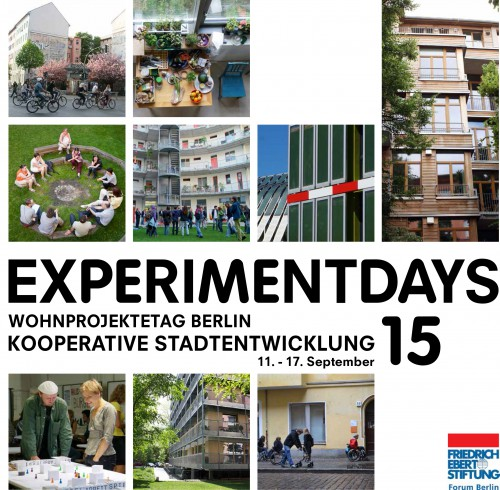 EXPERIMENTDAYS 15