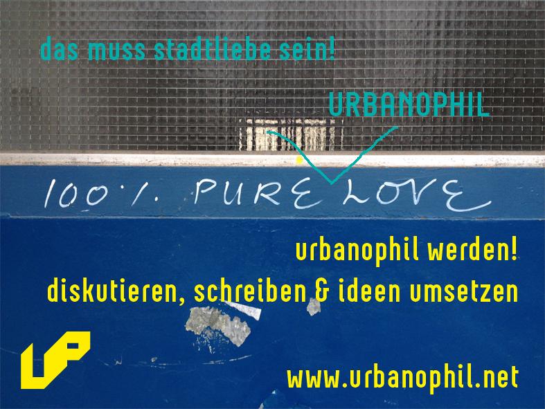 urbanophil unterstützung