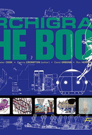 "Cover ""Archigram - The Book"""