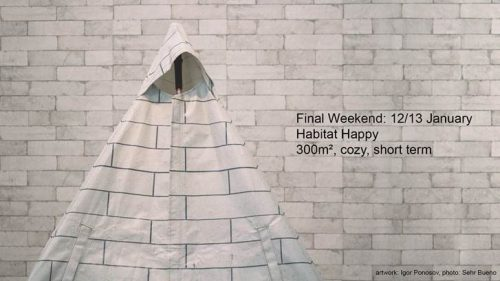 Final Weekend im neurotitan - Habitat Happy