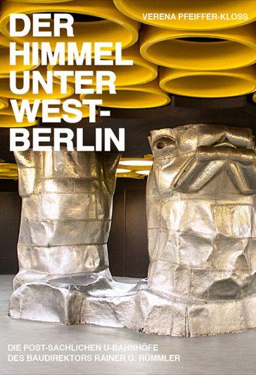 Cover Himmel unter West-Berlin von Verena Pfeiffer-Kloss