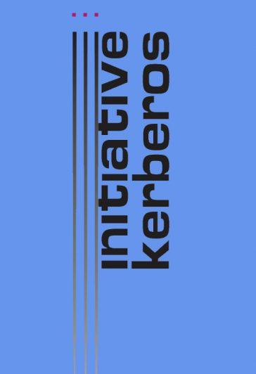 Logo Initiative Kerberos zum Erhalt nachkriegsmoderner U-Bahnhöfe