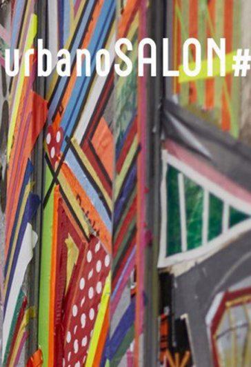 Flyer zur Lesung urbanoSALON von Urbanophil