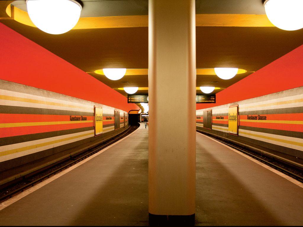 U-Bahnhof Konstanzer Straße