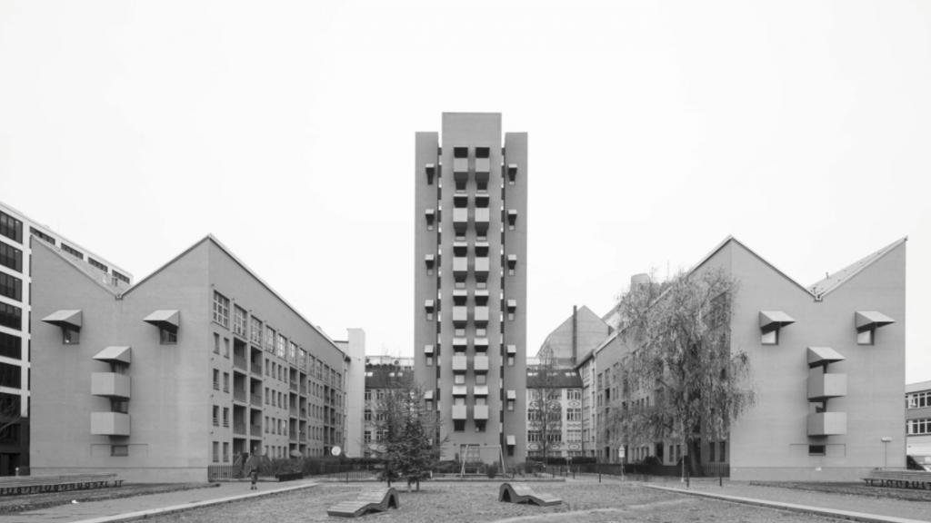 Kreuzberg Tower von John Hejduk