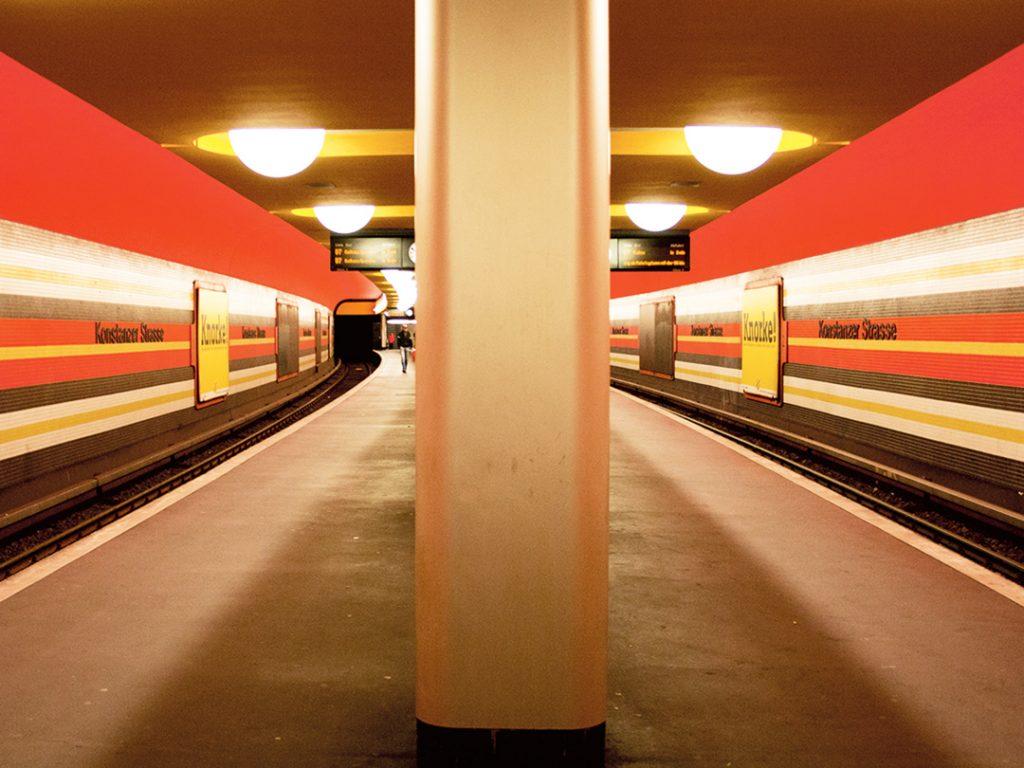 U-Bahnhof Konstanzer Straße Berlin