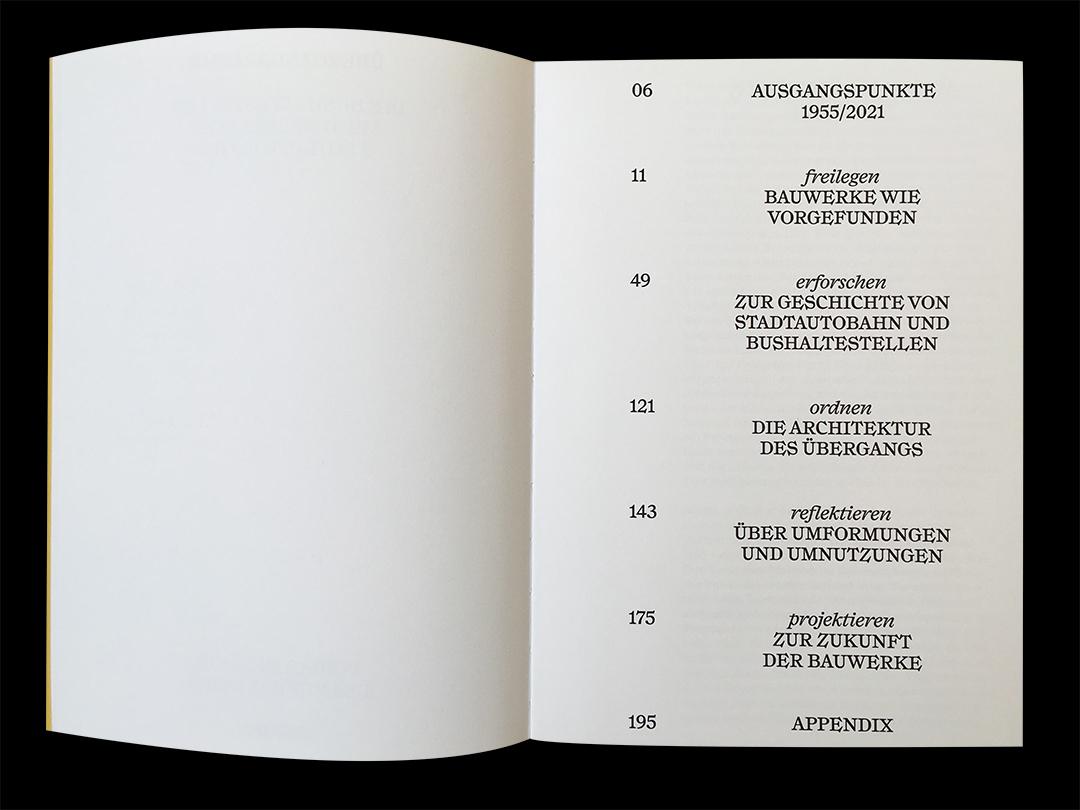 Übergangsräume von Michnik und Nowack Inhaltsverzeichnis