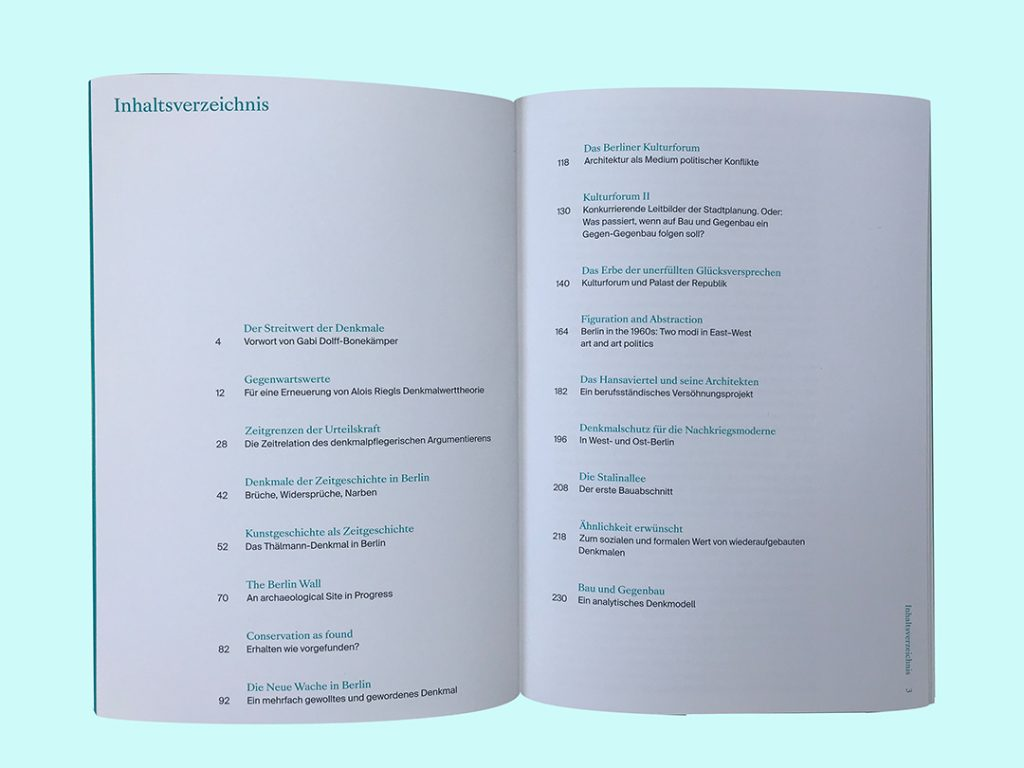 gdb-streitwert-denkmal-berlin-ostmoderne-nachkriegsmoderne-1990er-inhaltsverzeichnis